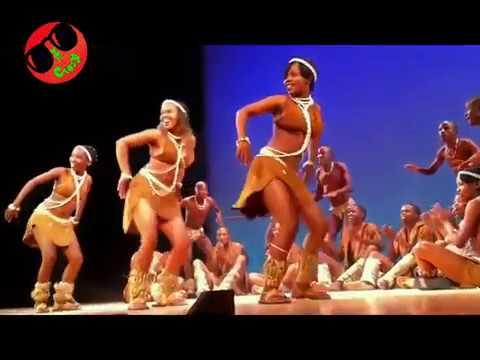africa dance & turkish muzic  - afrika dansı ve oyun havası