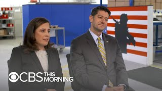 Paul Ryan and Rep. Stefanik on deficit, tribal identity politics, and midterms