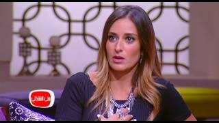 بالفيديو.. أمينة خليل تتحدث عن فتى أحلامها