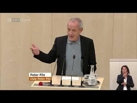 Peter Pilz über Kinderarmut und ÖVP-Minister Schelling
