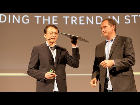 Acer | Highlights of Acer's IFA 2016 Press Conference