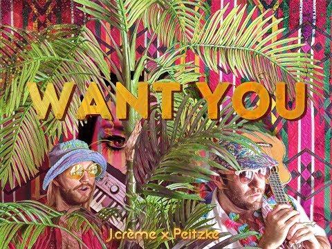 J. créme x Peitzke - Want You (Original Mix)