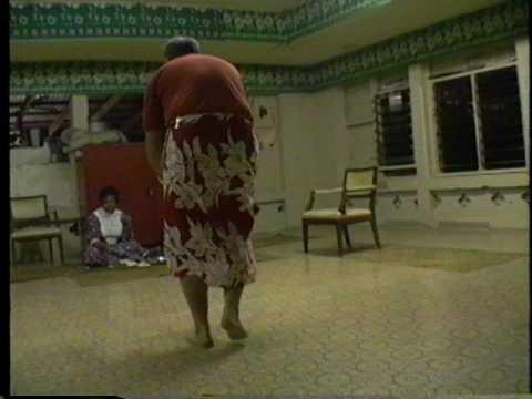 American Samoa visit 1994