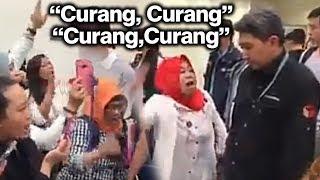Download Video Sudah Antre sampai Kehujanan, WNI di Hongkong Ngamuk Tak Bisa Nyoblos MP3 3GP MP4
