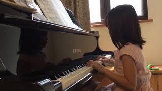 劉千瑜_彈鋼琴_海蒂和老爺爺
