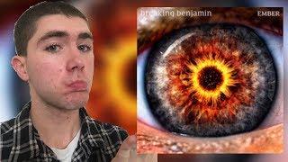 Breaking Benjamin-Ember Album Review