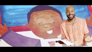 Riley can be anything read by Arinzé Kene | Tata Storytime. Kids book read aloud