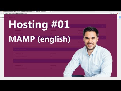 Easy And Local Application Hosting With MAMP On Mac OS X (WordPress)