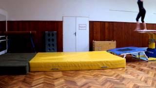 náš trénink gymnastika sokol Kladno :D*