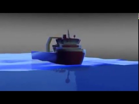 HOW OIL & GAS FORM ON EARTH 3D ANIMATION VIDEO