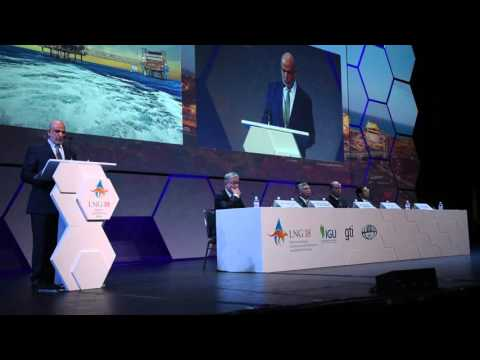 LNG 18 PERTH WA - SPEECH