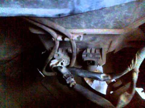 Замена бочка омывателя стекол getz Замена салонного фильтра ниссан ноут