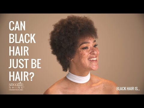 Can Black hair ever just be hair? | Black Hair Is...