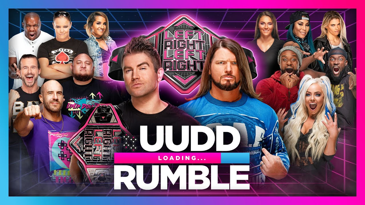 Download UpUpDownDown Royal Rumble 2021