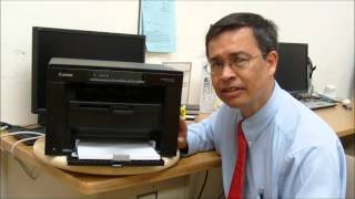 Product: Review of Canon imageCLASS MF3010 Laser Multifunction Printer
