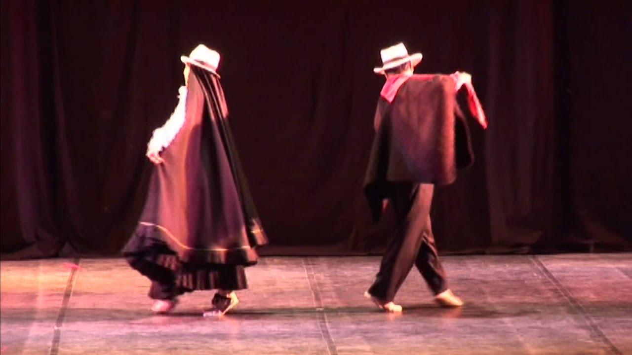 Maestro Edgar Sandino (Danza folclórica)