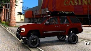 GTA San Andreas - Chevrolet Traiblazer Off Road IVF EnRoMovies