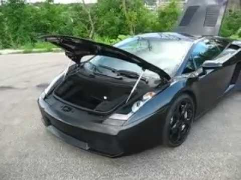 Repairable Salvage 2004 Lamborghini Gallardo Youtube