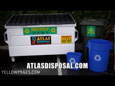 Atlas Disposal Industries Trash Hauling in Sacramento, CA