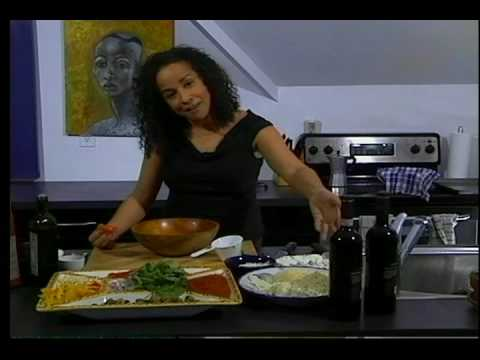 The First Two Minutes of  Cooking  Pilot with Rae Dawn Chong
