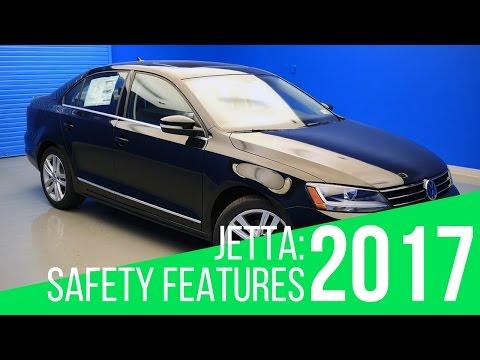 2017 Volkswagen Jetta: Safety Features
