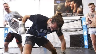 THE TOUGHEST WORKOUT OF MY LIFE | MMA COACH JOHN KAVANAGH | CONOR MCGREGOR UFC