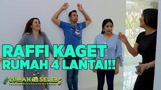WADIDAW! Raffi Kaget Lihat Rumah Denada  - Rumah Seleb (17/9) PART 2