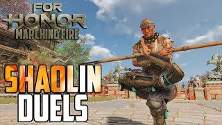 For Honor: Shaolin Duels