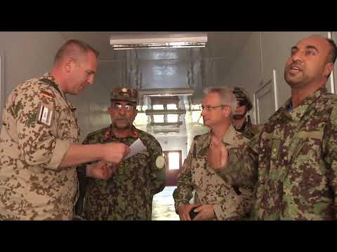 NATO Train, Advise, Assist in North Afghanistan, b-roll
