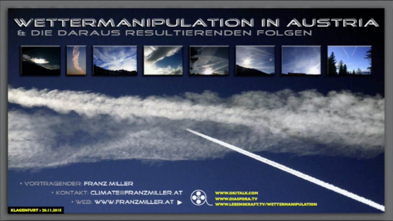 wettermanipulation