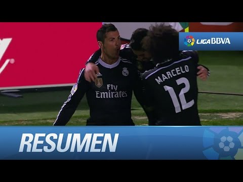 Resumen de Elche CF (0-2) Real Madrid