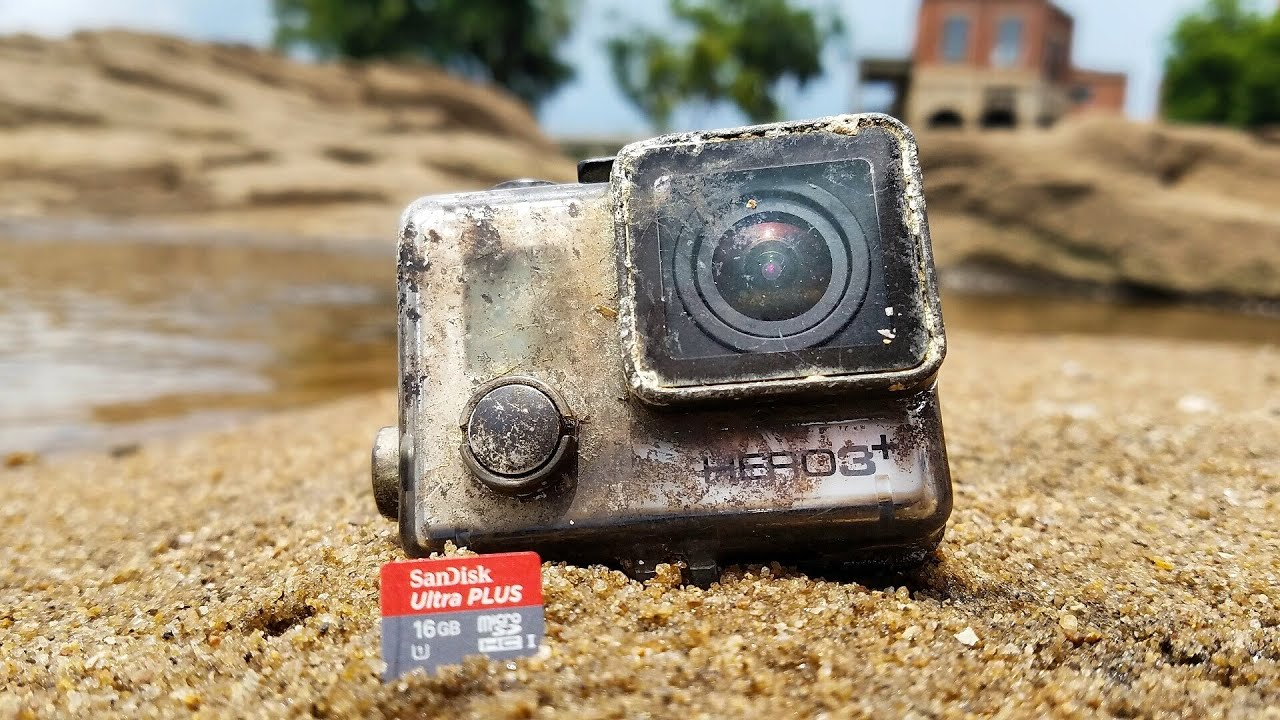 Gopro 3 video recovery