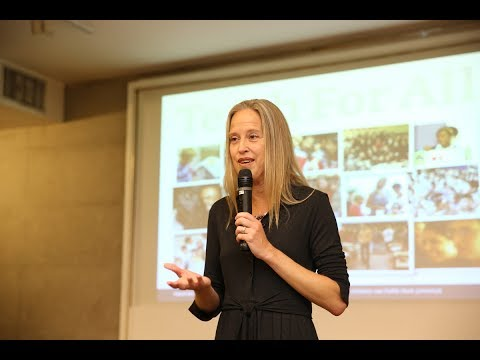 Education inequality: Teach for All Mission and Impact by Wendy Kopp