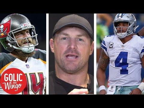 NFL Week 3 breakdown: Buccaneers vs. Steelers, Dallas Cowboys' struggles | Golic & Wingo | ESPN