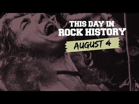 Pink Floyd Debuts, Robert Plant Injured in Crash  - August 4 in Rock History