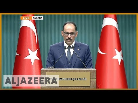 🇸🇾 Syria war: Turkey gives briefing over pullout warning l Al Jazeera English