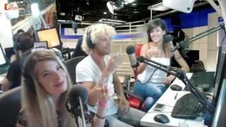 Ο Άλεξ Καββαδίας - Alex Kavvadias δίνει συνέντευξη στον NGradio