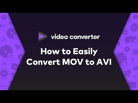 2020 - How To Easily Convert MOV To AVI