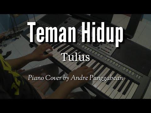 Teman Hidup - Tulus | Piano Cover by Andre Panggabean