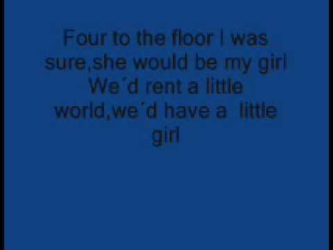 Starsailor -Four to the floor Lyrics