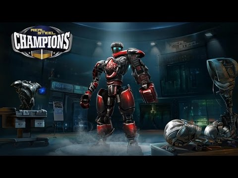 Real Steel Champions Android Gameplay #4