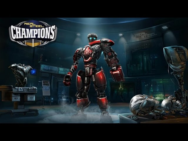 Real Steel Champions Android GamePlay Trailer (1080p)