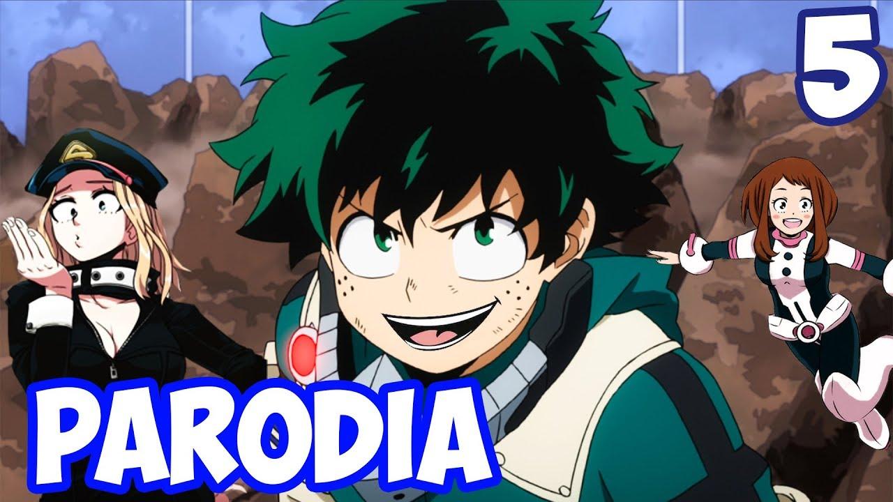 Download BOKU NO HERO ACADEMIA 5 - Parodia Resumida
