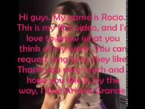 Cadillac Song - Ariana Grande Lyrics