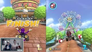 BESTE MANIER OM TE FAPPEN (Mario Kart 8 - #1)