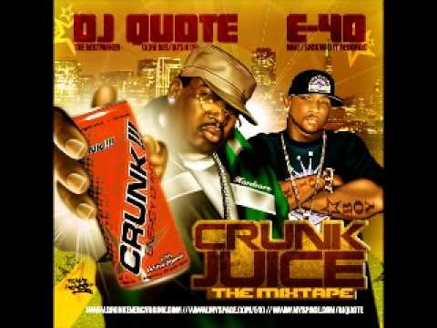 E-40 - Tell Me When To Go (Remix feat. Kanye West, Ice Cube & The Game)
