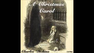 Free Holiday Audiobook: A Christmas Carol by Charles Dickens. Stave 1 — Marley