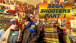 Sega Shooters Part 1: Virtua Cop Series and Confidential Mission Review