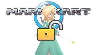 Mario Kart Wii - How to unlock all characters, karts and bikes