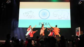 C4K 2013: Groundbreakaz (India)